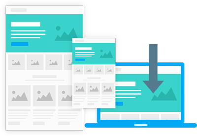 Sales and Landing Page Design